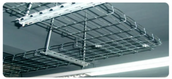 Stainless Steel Wire Mesh Cable Trays Passed Welding Strength Tests ...
