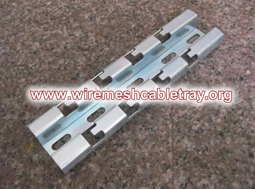 Wire Mesh Cable Tray Accessories For Fixing And