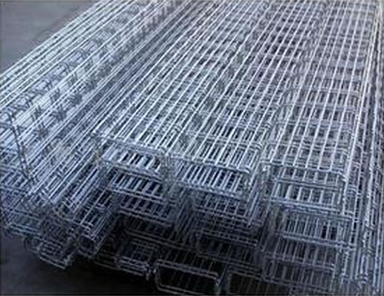 Steel Wire Mesh Processed Channel Style Cable Trays System